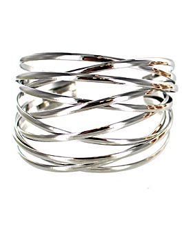 Lizzie Lee Geometric Bangle