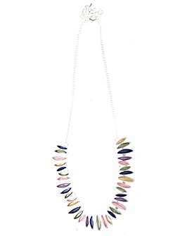 Lizzie Lee Mixed Colour Necklace