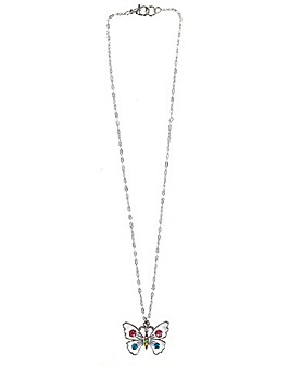 Lizzie Lee Butterfly Necklace