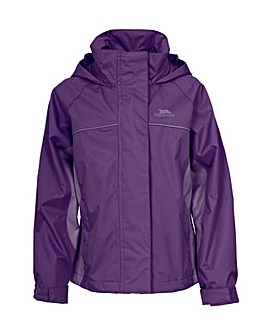 Trespass Sooki X Girls Rainwear Jackets