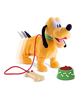 Disney Walking Pluto