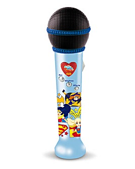 DC Superhero Girls Recording Mic