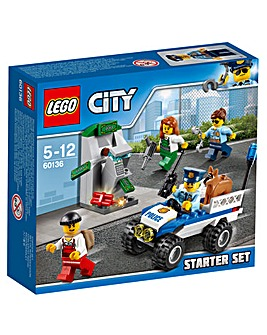 LEGO City Police Starter Set