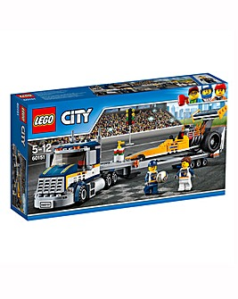 LEGO City Great Vehicles Dragster