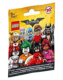 LEGO Minifigures The LEGO® Batman Movie