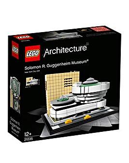 LEGO Architecture Solomon R Guggenheim