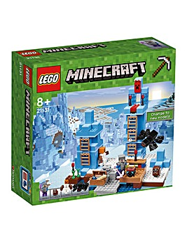 LEGO Minecraft The Ice Spikes