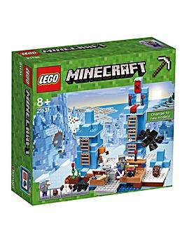 LEGO Minecraft The Ice Spikes