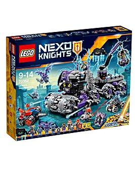LEGO Nexo Knights Jestros Headquarter