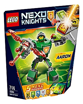 LEGO Nexo Knights Battle Suit Aaron