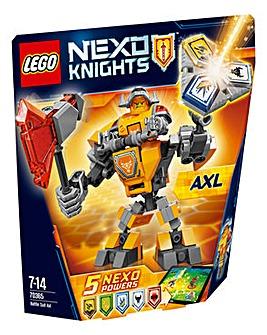 LEGO Nexo Knights Battle Suit Axl