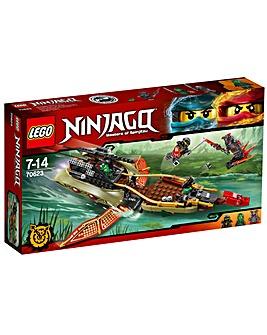LEGO Ninjago Destinys Shadow