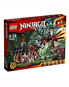 LEGO Ninjago Dragons Forge