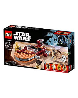 LEGO Star Wars Classic Lukes Landspeeder