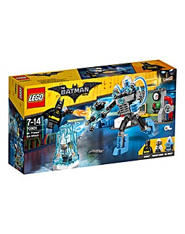 LEGO The Batman Movie Mr. Freeze Ice At