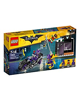 LEGO The Batman Movie Catwoman Catcycle