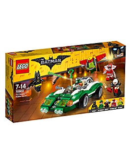 LEGO The Batman Movie The Riddler Racer