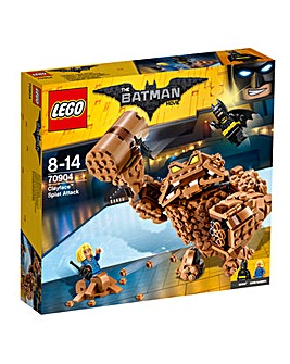LEGO The Batman Movie Clayface Splat At