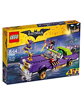 LEGO The Batman Movie The Joker Lowrider