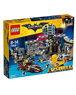LEGO The Batman Movie Batcave Break-In