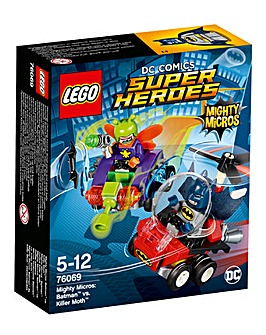 LEGO DC Comics Mighty Micro Batman vs