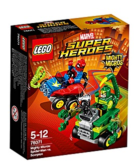 LEGO Marvel Mighty Micros Spider-Man vs