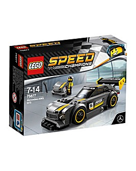 LEGO Speed Champions Mercedes-AMG GT3
