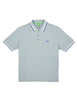 BOSS Green Mighty Tipped Polo Shirt