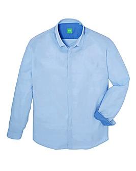 BOSS Green Mighty Textured Stripe Shirt
