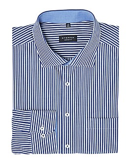 Eterna Mighty Bengal Stripe Formal Shirt