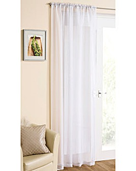 Casablanca Metallic Voile Pair