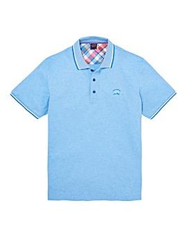 Paul & Shark Mighty Tipped Polo Shirt