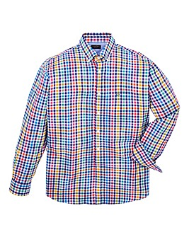 Paul & Shark Mighty Multi Check Shirt