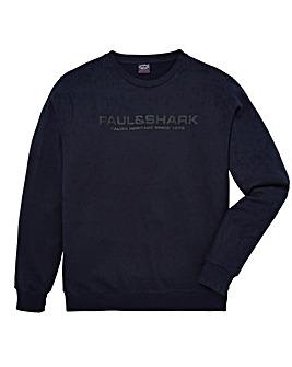 Paul & Shark Mighty Crew Neck Sweatshirt