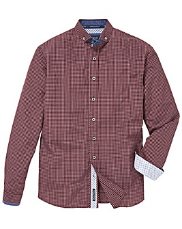 Bewley & Ritch Rowton Grid Check Shirt R