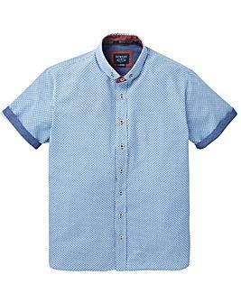 Bewley & Ritch Kray Print Shirt Regular