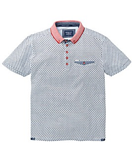 Bewley & Ritch Pure Print Polo Regular