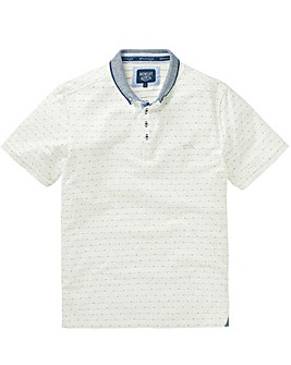Bewley & Ritch Rone Slub Dot Polo Reg