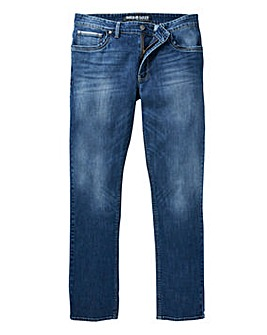 Mish Mash Bronx Stretch Jeans 33in