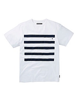 French Connection Stripe T-Shirt
