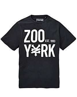 Zoo York Raven T-Shirt Long