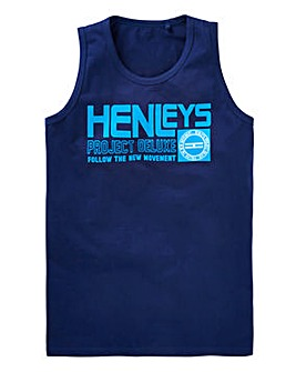 Henleys Wilmslow Vest Long