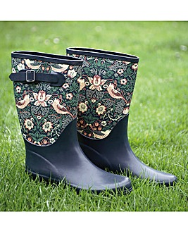 William Morris Wellington Boots