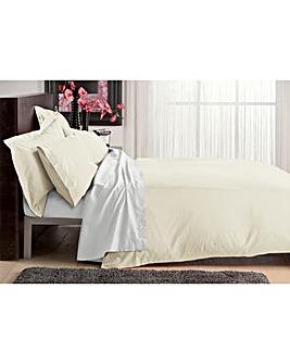 Plain Dyed Egyptian Cotton Duvet Cover