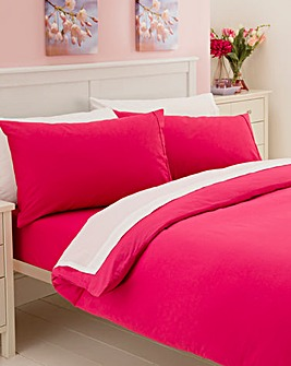 Plain Dyed Egyptian Cotton Duvet Cover