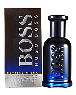 Hugo Boss Bottled Night 50ml EDT