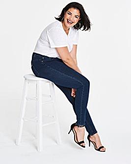 Infinity 4 Way Stretch High Waist Jeans
