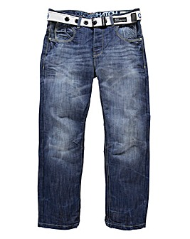 Crosshatch Hornet Jeans 33 In