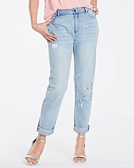Jade Supersoft Boyfriend Jeans Regular