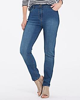 Slim Leg Jeans Reg